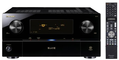 Pioner Elite A/V Receivers add new dimension in home entertainment