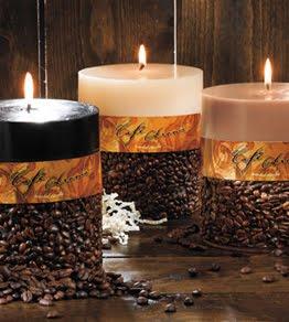 فخامة البني coffee+candles.jpg