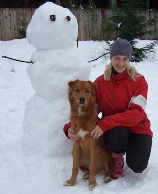 Annieinaustin, Snowman