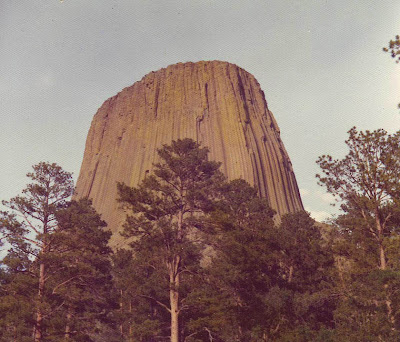 Annieinaustin, Devil's Tower WY