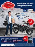 CarrefourSA-Honda-Motosiklet-Kampanyası