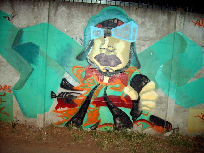Otrso Graffitis de Kuriko