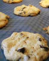 chocolate chip cookies THE BEST! Crunchy Chocolate Chip Cookie Recipe