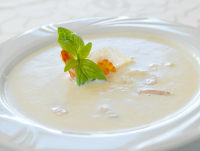 seafood bisque Creamy Seafood Bisque Recipe