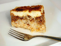 pastitsio Pastitsio Recipe