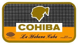Cohiba cigar logo