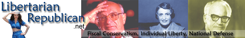 Libertarian Republican