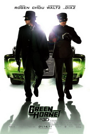 Buried inside THE GREEN HORNET is a fun, kid-safe movie about honesty, ...