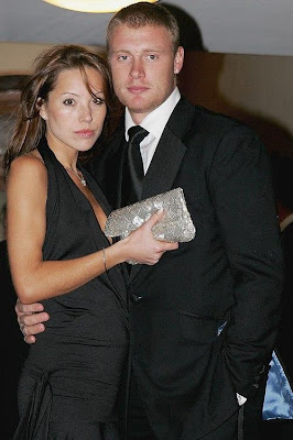 Andrew Flintoff and Wife Rachel Flintoff Photos of Cricketers Wifes : Cricketers Wives and Girl Friend Pics,Images 