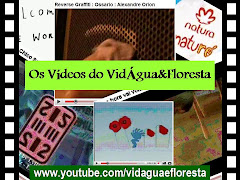 O Canal do VidÁgua&Floresta no YouTube!!!