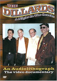 "THE DILLARDS ""A NIGHT IN THE OZARKS"" LIVE PERFORMANCE ON DVD!"