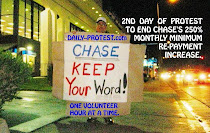 DAY-2, CHASE PROTEST