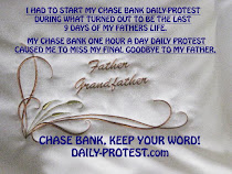 DAY-12, CHASE BANK PROTEST