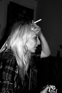 Davidoff cigarettes in a pack