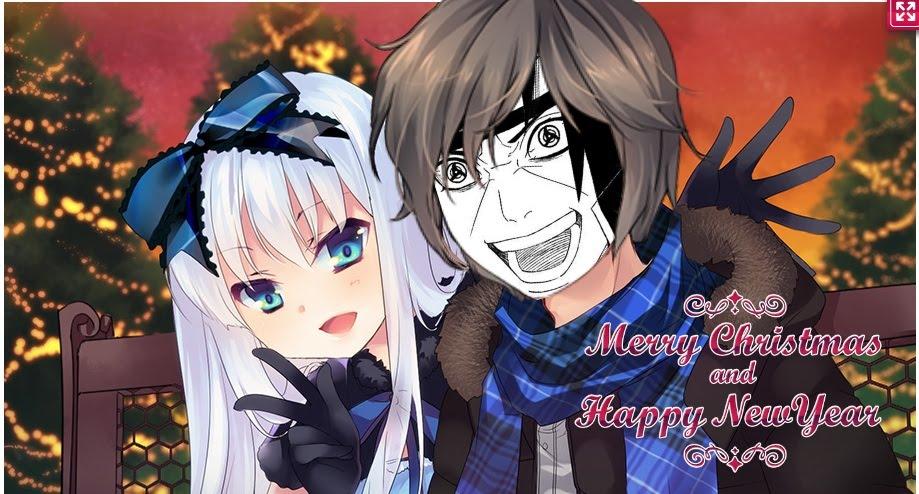 christmas dating sim