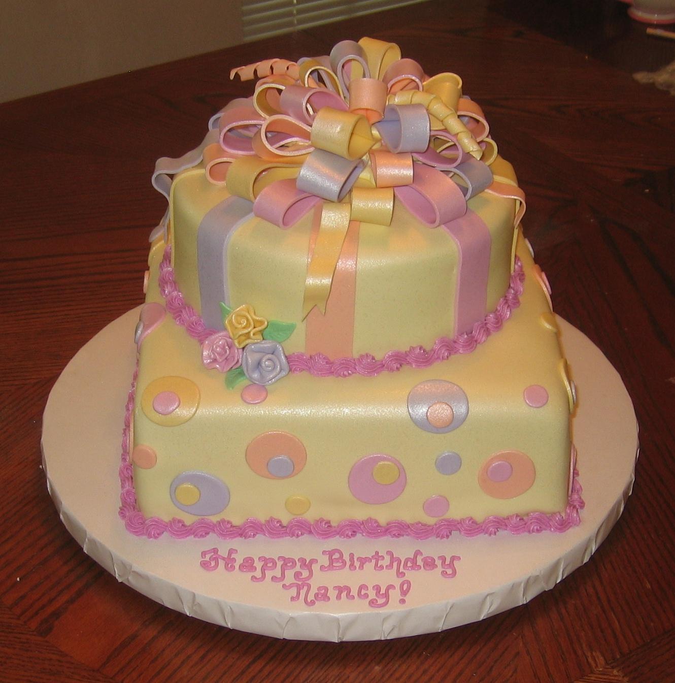 Georgia Special Cake Recipe