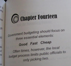 Chapter 14 - Pearls of Wisdom = Budgeting