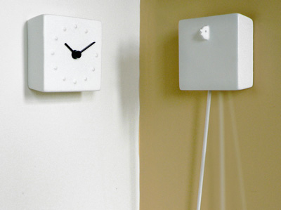 {Design} Half time clock