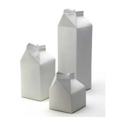 {Design} Best Before milk jug by Ricochet studio