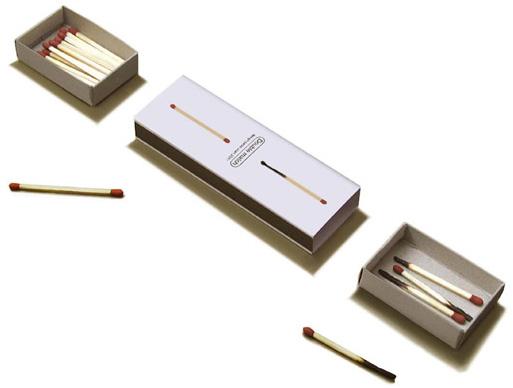{Art} Double Matches by Paulo Ulian
