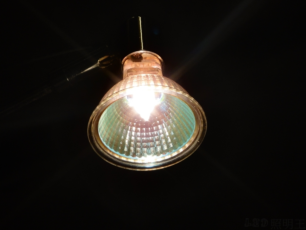 halogen MR16 lamp