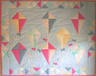 Mama Pea Quilts In Honor Of Spring