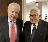 McCain Stuns Obama– Catches Him Misrepresenting Kissinger (Video) …Update: Kissinger Upset With Obama!