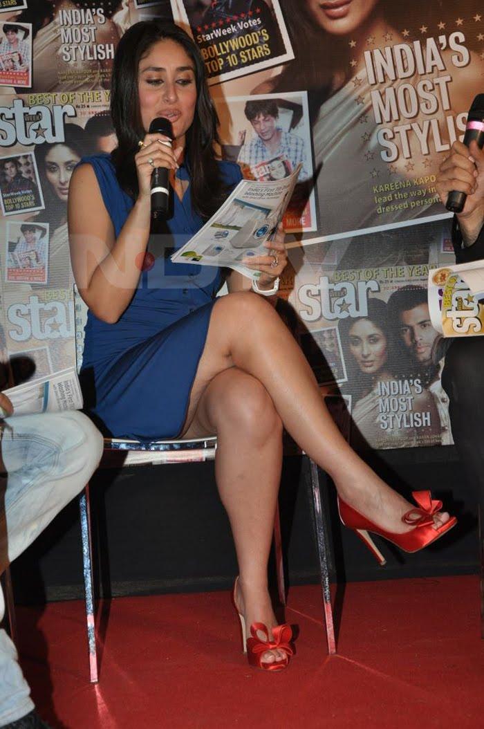 Kareena Suffers Infamous Wardrobe Malfunction