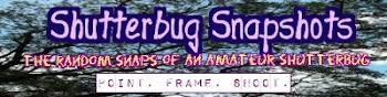 Shutterbug Snapshots