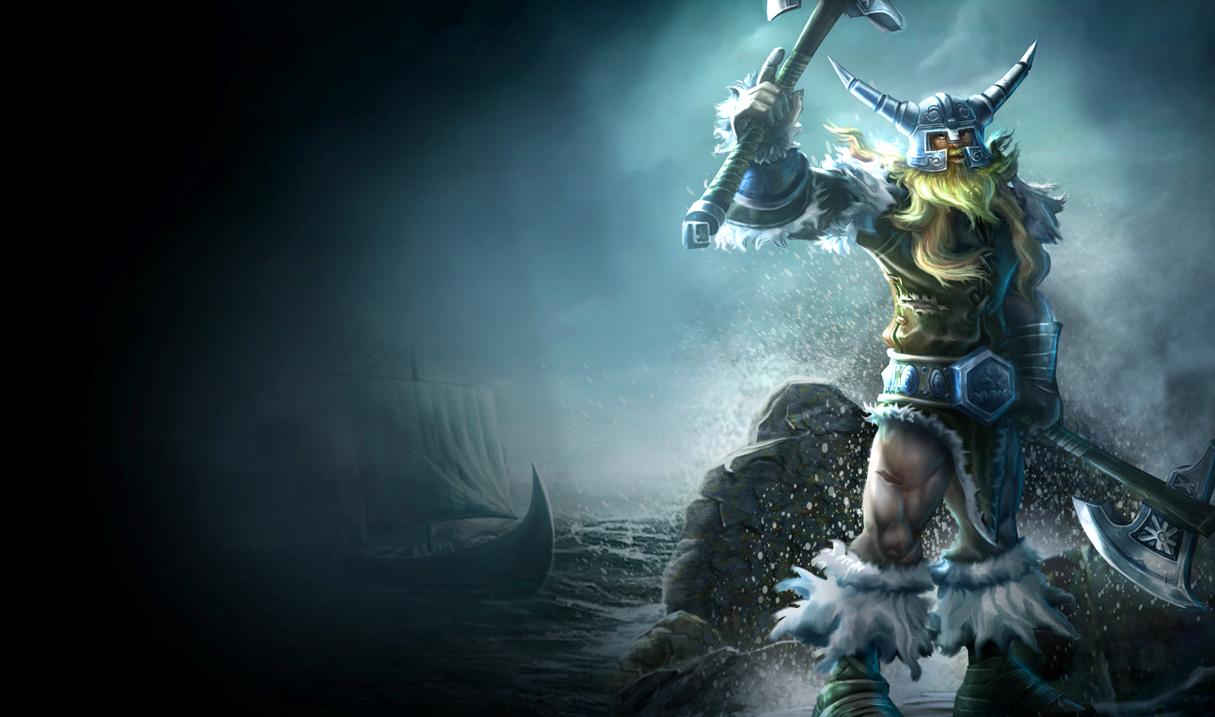 League of Legends Olaf