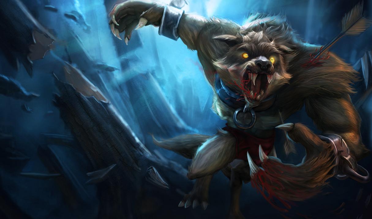 League of Legends Warwick