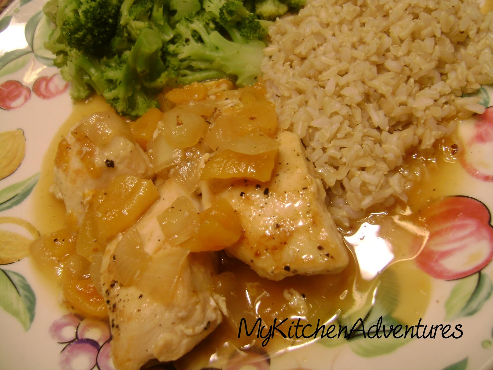 apricot glazed chicken apricot d i jon glazed chicken and i s apricot ...