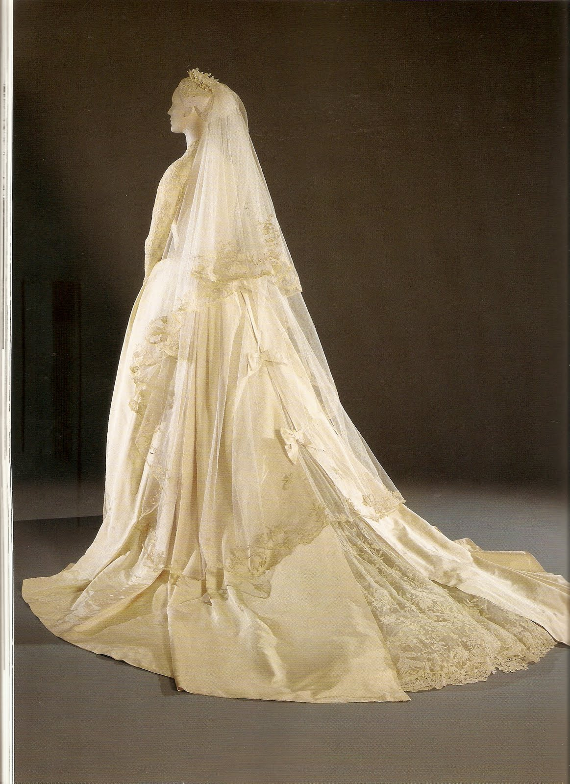 Top 10 Best Royal Wedding Dresses 2 Hsh Princess Grace