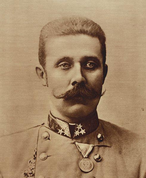 assassination of franz ferdinand. Franz Ferdinand