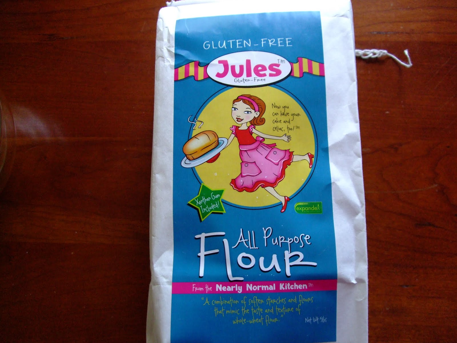 Learning to Eat Allergy-Free: Jules Gluten-Free Flour