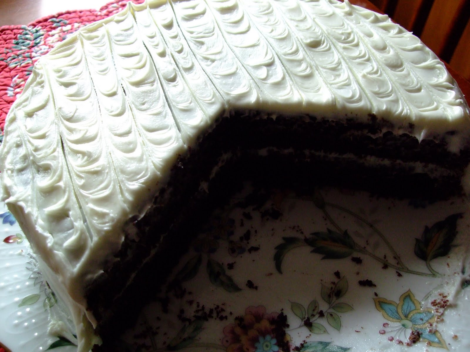 Learning to Eat AllergyFree King Arthur GlutenFree Chocolate Cake Mix