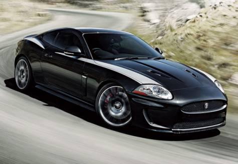 Jaguar XKR 75 (2010)photos