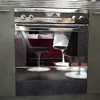 Free 3D model - Electrolux Gap Oven