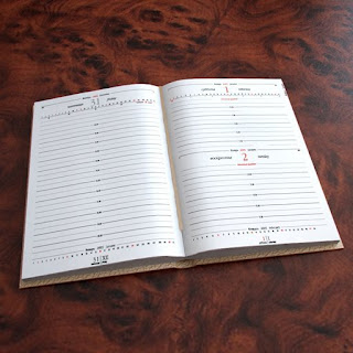 Free 3D model - Datebook Simple