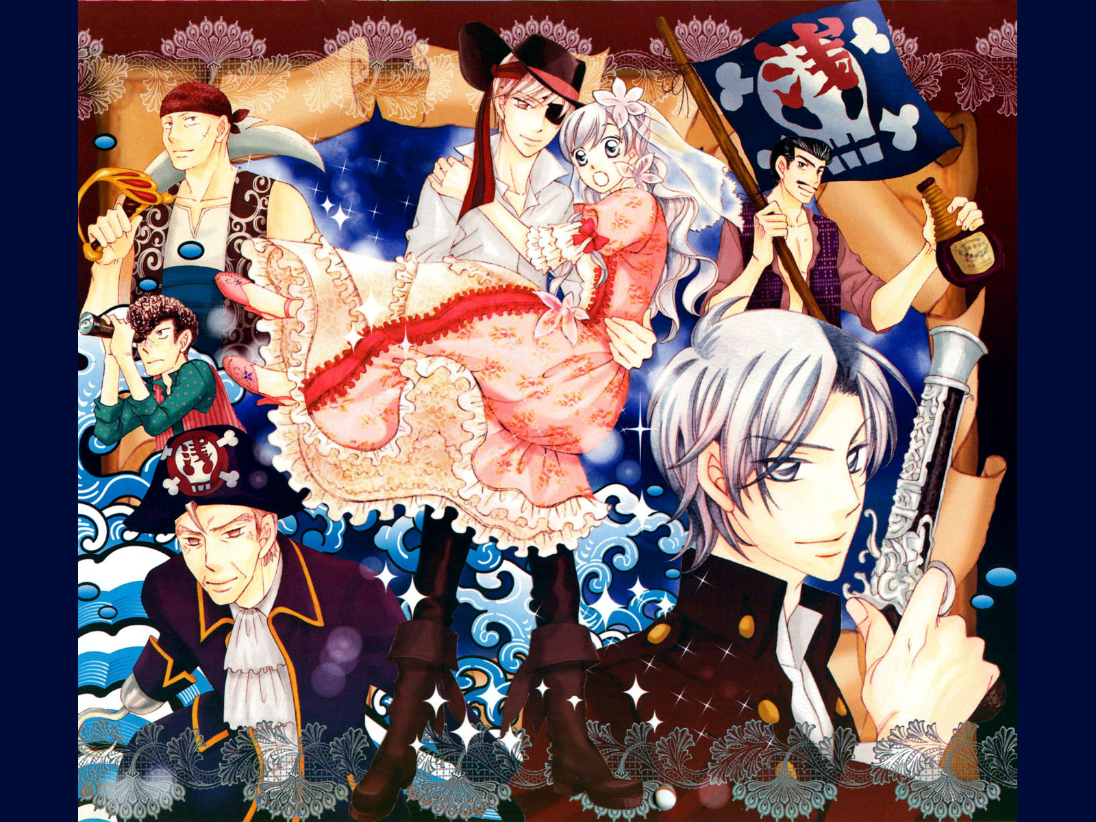 fushigi yugi wallpaper