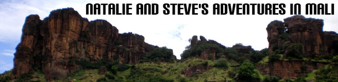 Steve and Natalie's Adventures in Mali