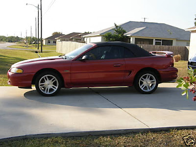 1998 ford mustang. 1998 Ford Mustang GT