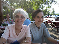 Karen and Cindy at Kimball's