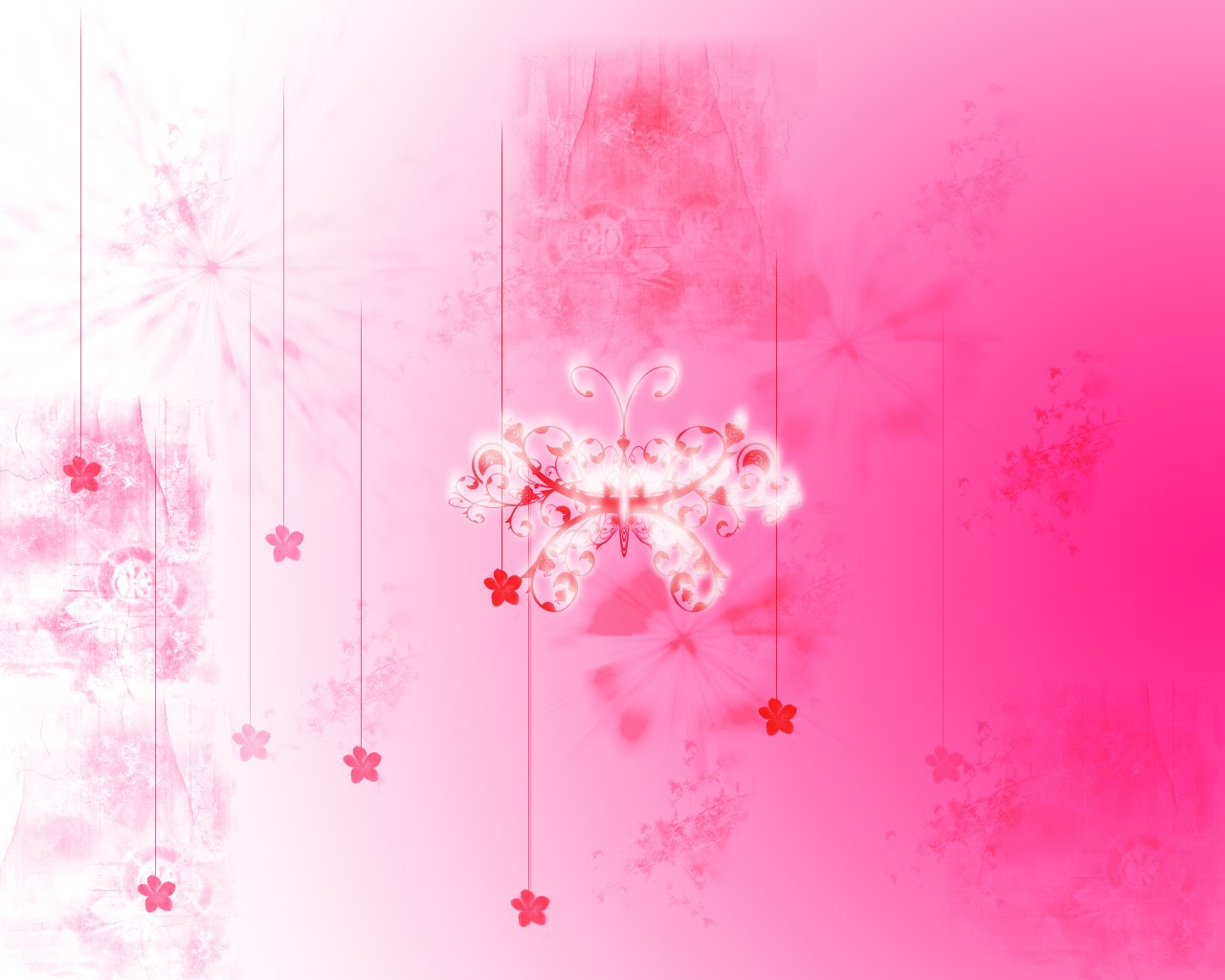 Cute Pink Girly Backgrounds