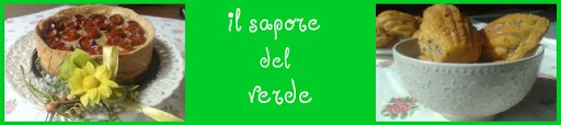 il sapore del verde