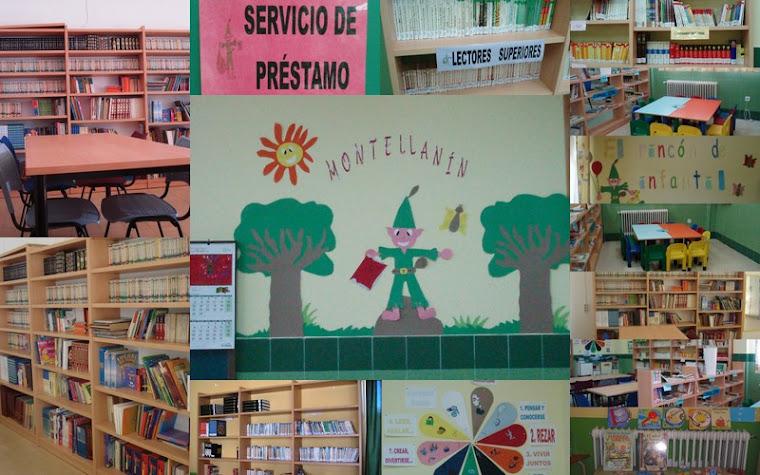 Nuestras Bibliotecas Escolares