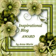 Inspirational Blog Award