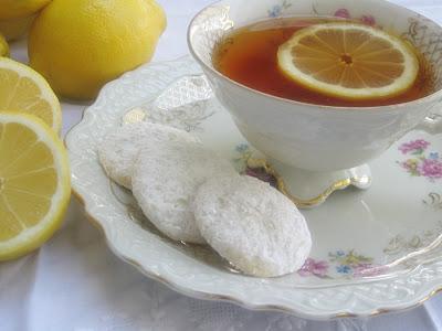 Lemon Sunshine Cookies Recipe — Dishmaps