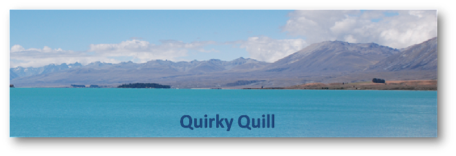 Quirky Quill