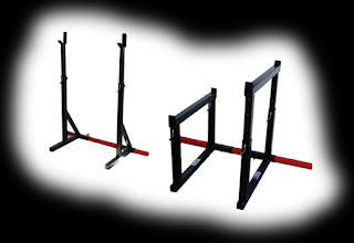 Homemadegymstuff Likes: Ironmind Vulcan II Rack & Pillars Of Strength